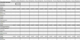 personal finance budget templates financial budget spreadsheet template financial budget spreadsheet