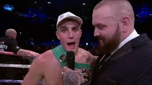Jake Paul defeats Deji in boxing match