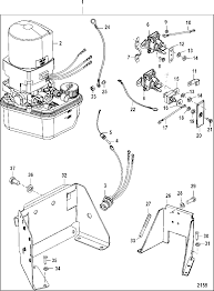 Mercury Trim Motor Wiring