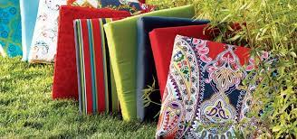 outdoor chair cushions world market