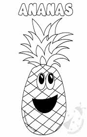 Frutta Disegni Da Colorare Per Bambini Lavoretti Creativi