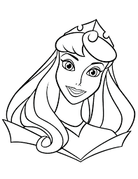 Princess Coloring Pages Easy Barbie Princess Coloring Pages