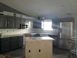 subway tile backsplash with dark cabinets kitchen kitchen ideas with dark  cabinets small full size of