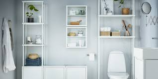 Fesselnd Petite Salle De Bains Blanche IKEA