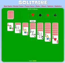 cardgames io solitaire play