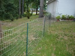 temporary dog fence ideas