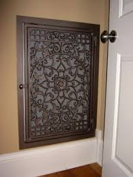air conditioning vent covers. see how fancy vents can transform your room! are a complete replacement for the standard metal cold air return vent covers. conditioning covers t