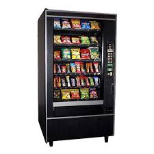 National Vending Machine Adorable Used National 48 Snack Vending Machine Factory Refurbished