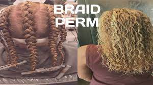braid perms how to get a braid perm