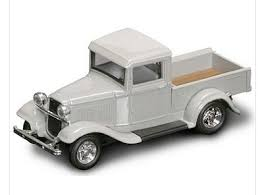 Road-Legends 1934 Ford Pickup Truck Diecast Model Truck 1/43 Scale ...