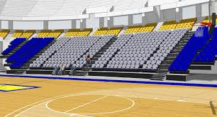 Chattanooga Athletics Seating Project Underway At Mckenzie