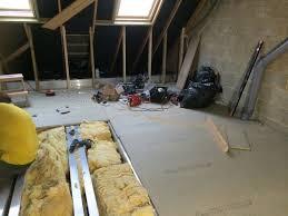 loft floor boards. floor boards going down :-). loft conversionslofts