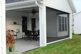 retractable screen patio. Patio Bug Screen A Free Stoett Industries Retractable ,