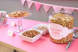 National Ice Cream Month Ice Cream Cone Rice Krispie Treats And A Sweet Treats For A Baby Shower