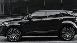 Kahn Design does its thing on the Range Rover Evoque | Motor1.com ...