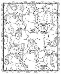 Small Picture Pages Holidays With Gifts Coloring Pages For Kids Printable Free