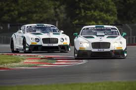 Bentley Continental GT3-R – Refined road racer? | EngageSportMode