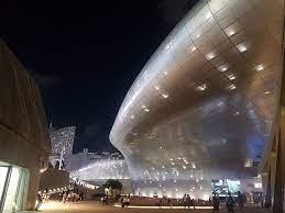 dongdaemun design plaza ddp seoul