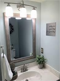 small half bathroom. Decor For Bathroom Ideas Farmhouse Small Half Bath Renovation Fixer Upper In D