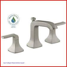 Bathroom Sink Faucet Repair Stunning 48 Luxury How To Repair Moen Kitchen Faucet Concept