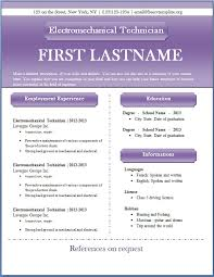 Free Template Resume Free Resume Templates Free Microsoft Word