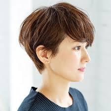 40代女性にも似合う髪型15選ショートセミロング前髪はおすすめ