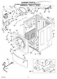 Whirlpool cabrio dryer schematic for wiring diagram saleexpert me
