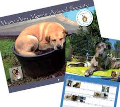 Annual Calendar Contest | Mary Ann Morris Animal Society (M.a.m.a.s)