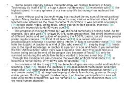 sample college essay about technology in our life check out our top essays on technology in our everyday essay how technology affects our lives to our life the advancement of technology
