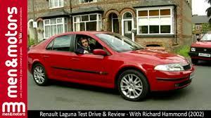 Renault Laguna Test Drive & Review - With Richard Hammond (2002 ...