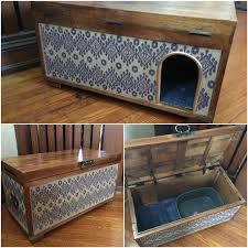 furniture to hide litter box. cutest way to hide cat litter box my husband and i made this furniture x