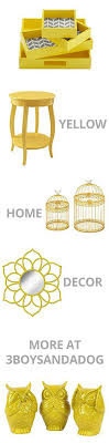 Yellow Home Decor Accents Yellow Home Decor Accents Lamps Pillows Mirrors and More 100 81
