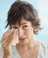 how to fix red puffy eyes after crying