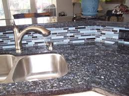 use blue pearl countertop