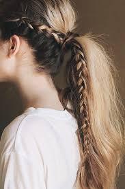Pinterestpmooose účesy účesy S Copánky Zapletené Vlasy A