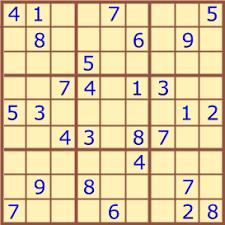 Sudoku Wooden Board Game Instructions Sudoku Essentials 76