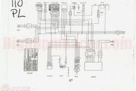 ssr 110 wiring diagram ssr download wirning diagrams chinese 125cc atv wiring diagram at 110cc Atv Engine Diagram