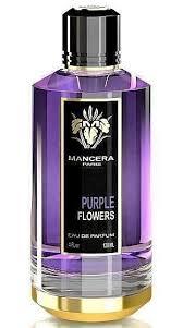 <b>Mancera Purple Flowers</b> Perfume 4.0oz 120ml Eau De Parfum Spray