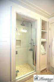 top 75 wonderful chandelier lights for closets mini closet over bathtub option to smaller stall and