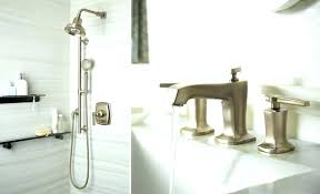 kohler artifacts kitchen faucet bathroom sink faucets in renovation review towel ring 99260