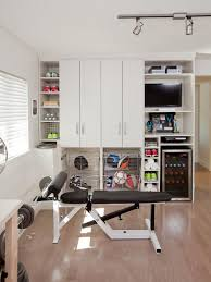 Gallery Of Home Gym Ideas To Be Applied On The Real Good Home Gym