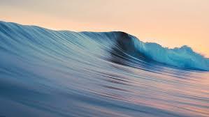 hd wallpaper 4k ocean waves rolling
