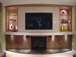 remodeled fireplace in portland oregon home