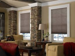 High Quality Brilliant Window Treatment Ideas For Living Room Charming Home Furniture  Ideas With Living Room Windows Blinds Living Room Ideas Window Treatments