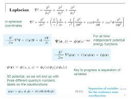schrödinger equation to the hydrogen atom 7 2solution 2 2