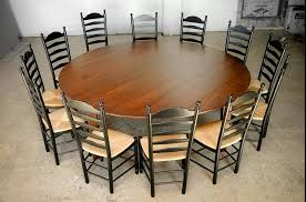 photo 1 of 9 image of wooden 72 inch round dining table superior 72 inch round dining room