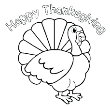 The Best Free Thanksgiving Turkey Coloring Page Images Download