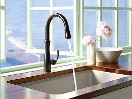 kitchen faucet oil rubbed bronze 1