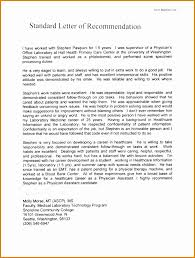 Letter Of Recommendation For Physician Assistant - Boat.jeremyeaton.co