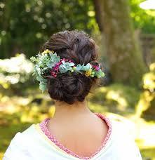 なりたいイメージで飾る位置が変わる花嫁和装ヘア スタッフブログ